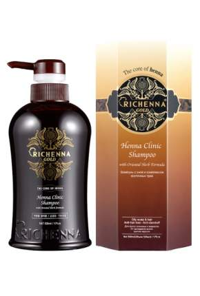Шампунь RICHENNA Clinic Gold Shampoo 500 мл