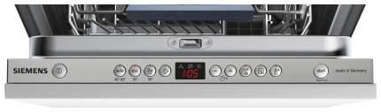 Встраиваемая посудомоечная машина 45 см Siemens SR64M006RU
