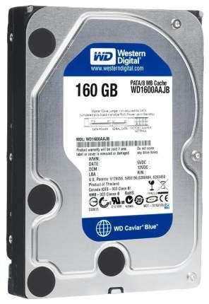 Внутренний жесткий диск Western Digital Caviar Blue 160GB (WD1600AAJS-00YZCA0)