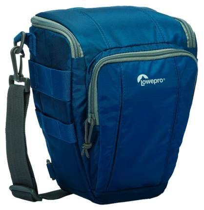 Сумка для фототехники Lowepro Toploader Zoom 50 AW II синяя
