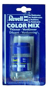 Растворитель для краски Revell Color Mix 10x30ml