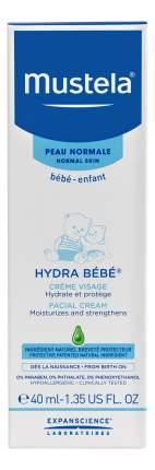 Крем детский MUSTELA Hydra Bebe 40 мл