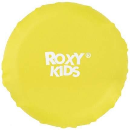 Чехол на колеса детской коляски ROXY-KIDS В сумке желтые