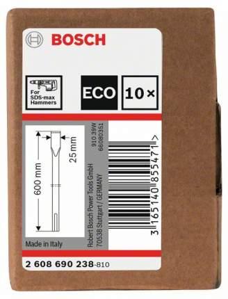 Зубило SDS-MAX для перфораторов Bosch 600мм 2608690238