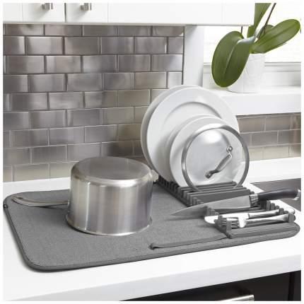 Коврик для сушки посуды Umbra Udry 330720-149 Серый