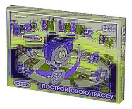 Экономическая настольная игра Веселый бизнесмен Юнси 0302330RU