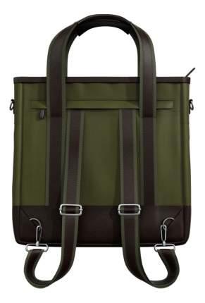 Сумка дляколяски Changing Bag ZIGI Olive Green Mima S3401-10