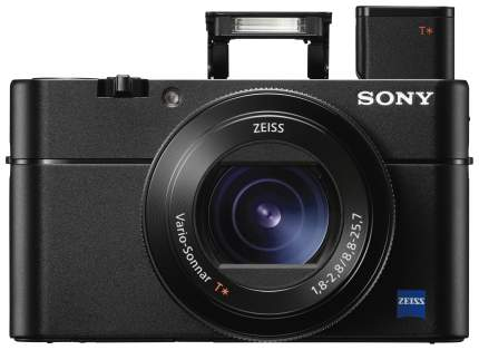 Фотоаппарат цифровой компактный Sony RX100 V Black (DSCRX100M5A.RU3)