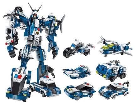 Набор конструкторов Brick Робот-трансформер Г87707
