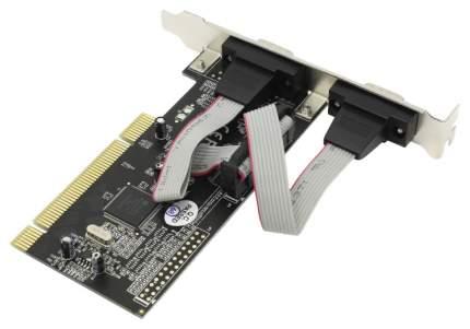 PCI-e RAID контроллер STLab I-390 2 внешних COM 9 pin PCI