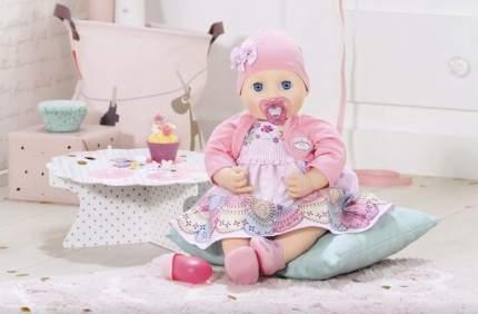 Кукла многофункциональная Zapf Creation Baby Annabell Праздничная 43 см 700-600