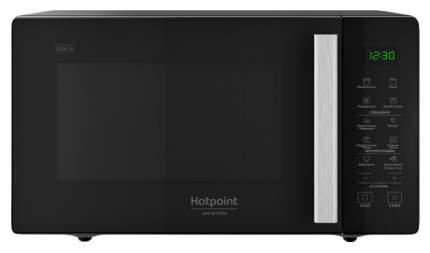 Микроволновая печь с грилем Hotpoint-Ariston MWHA 253 B black