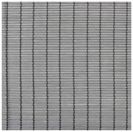 Рулонная штора Эскар Kingdom 160х60 цвет серый