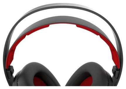 Игровые наушники KOSS GMR-540-ISO Red/Black