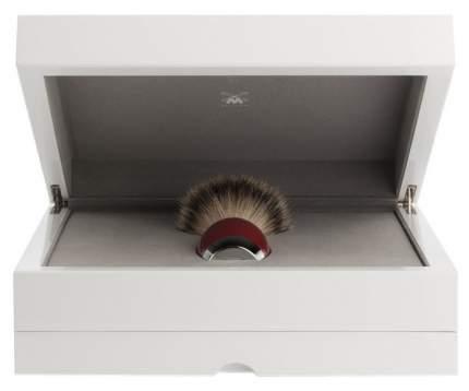 Помазок барсучий ворс высшей категории Silvertip Muehle Edition 493 ED 2
