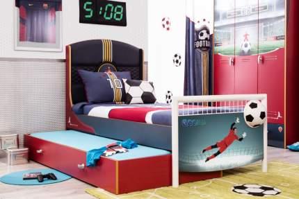 Кровать выдвижная Cilek 90х180 Football