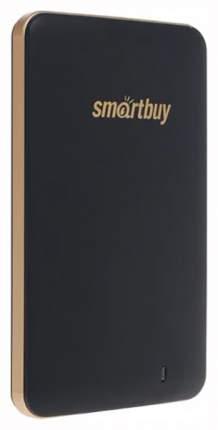 Внешний SSD накопитель SmarTBuy S3 256GB Black (SB256GB-S3DB-18SU30)