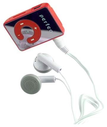 МР3-плеер с клипсой Perfeo Music Clip Color VI-M003 Красный