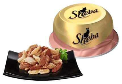 Консервы для кошек Sheba Classic Ассорти из цыпленка с уткой 80 г