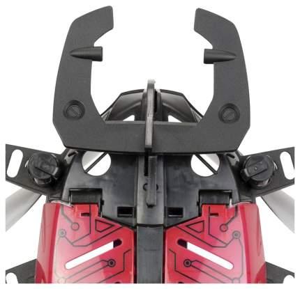 Робот Silverlit Жук летающий чёрный с красными крыльями