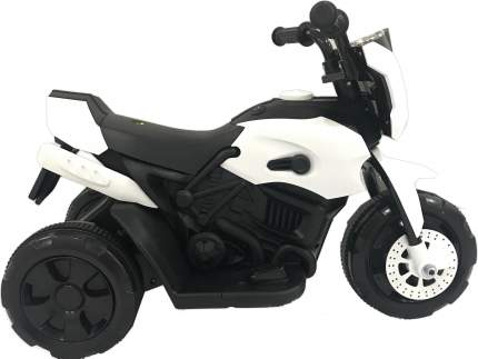 Электромотоцикл Be2Me трехколесный белый