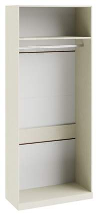 Платяной шкаф Трия TRI_88090 89,5х43х216, штрихлак