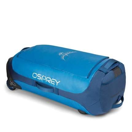 Баул на колесах Osprey Rolling Transporter 90 темно-голубой 90 л
