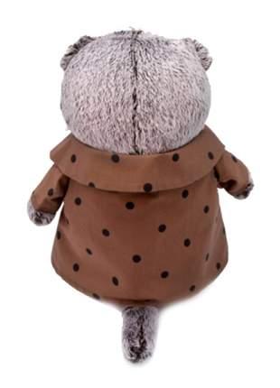 Мягкая игрушка BUDI BASA Басик в костюме с бантом, 22 см