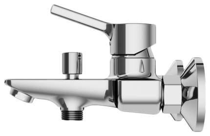 Смеситель Am.Pm X-Joy S F85B10000 для ванны с душем