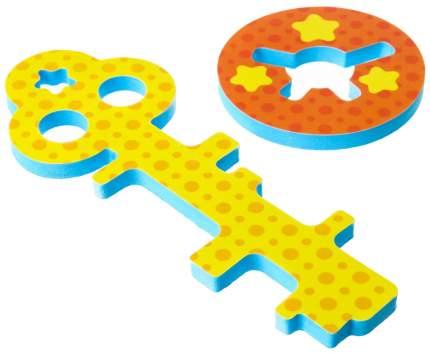 Игрушка для купания Крошка Я Ключик и звёздочки 4052128