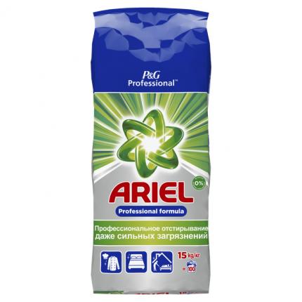 Порошок для стирки Ariel эксперт 15 кг