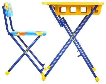 Набор мебели Ника Первоклашка Осень стол + мягкий стул