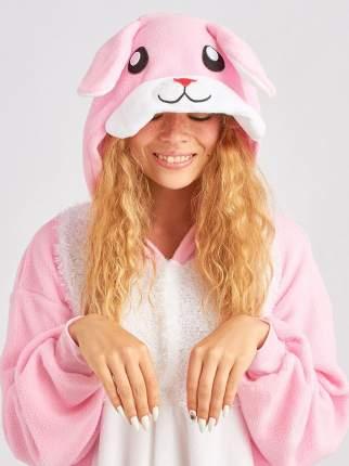 Кигуруми BearWear «Кролик розовый» L