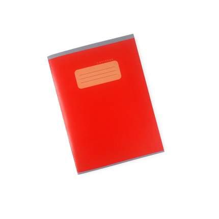 Тетрадь Listoff Красная А4 48л Т4484576