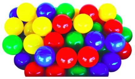 Набор шариков 5 см, 100 шт в ассортименте