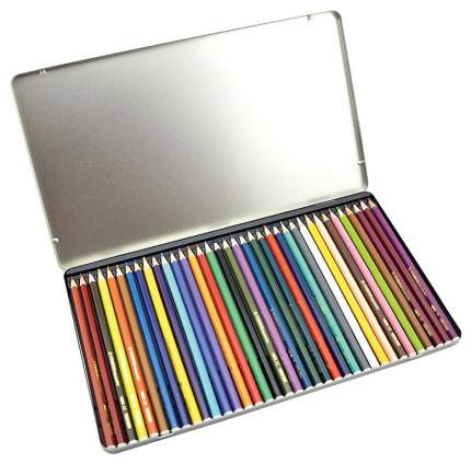 Карандаши цветные STABILO Aquacolor 1636-5 36 шт