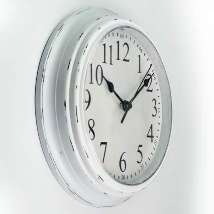 MC-3622AW Часы настенные  (22,6x22,6 см.)