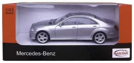 Коллекционная модель Rastar Mercedes S63 AMG