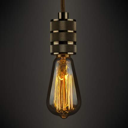 Ретро лампа Эдисона ST64 60W a034964 (a034964)