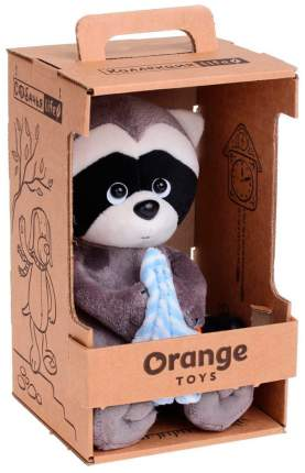 Мягкая игрушка Orange Toys Енотик Дэнни с полотенцем