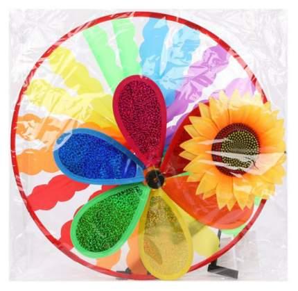 Вертушка Наша Игрушка Цветы и радуга 635965