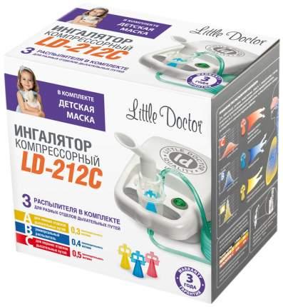 Ингалятор Little Doctor LD-212C компрессорный белый