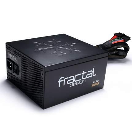 Блок питания компьютера  Fractal Design Edison M FD-PSU-ED1B-650W ATX12V V2,4 650Вт