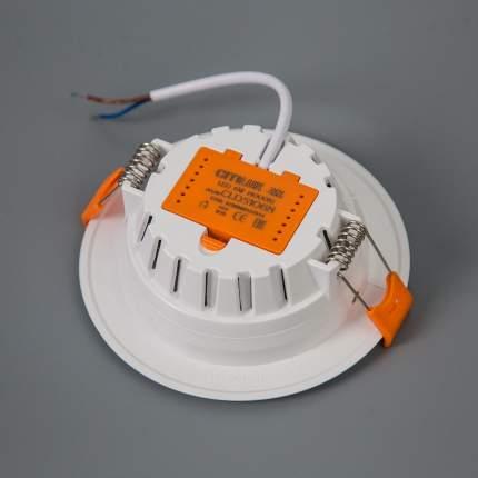 Citilux CLD5106N Кинто Св-к Встр. LED 6W*4000K встраиваемый светильник