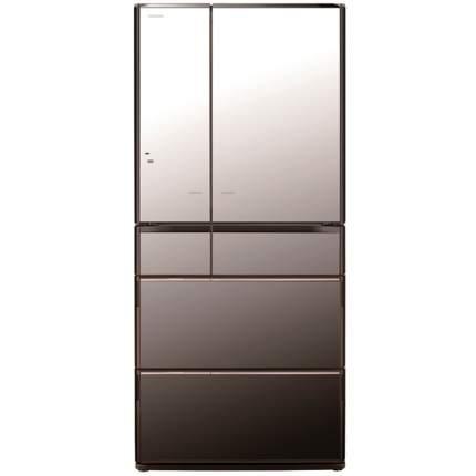 Холодильник Hitachi R-E 6800 XU X Grey