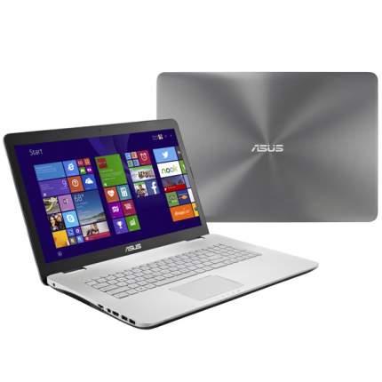 Ноутбук ASUS N751JX-T7096HI