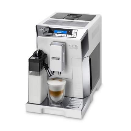 Кофемашина автоматическая DeLonghi ECAM 45.764.W