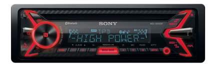 Автомобильная магнитола Sony MEXXB100BT/Q