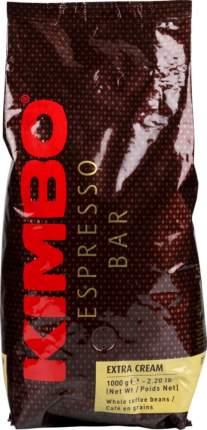 Кофе в зернах Kimbo espresso bar extra cream 1000 г