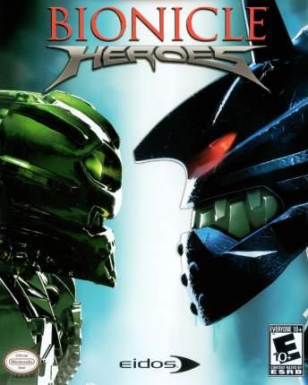 Игра для PC Bionicle Heroes (рус)